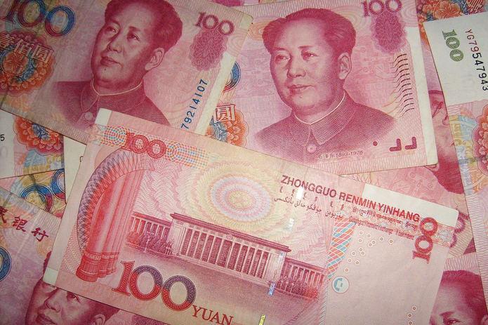 100 Yuan Banknotes