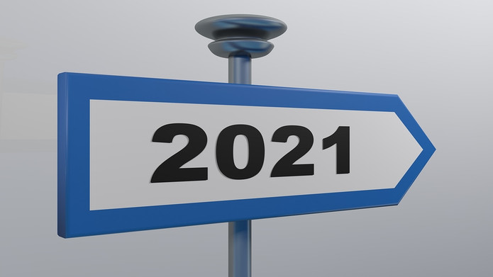 2021 Sign
