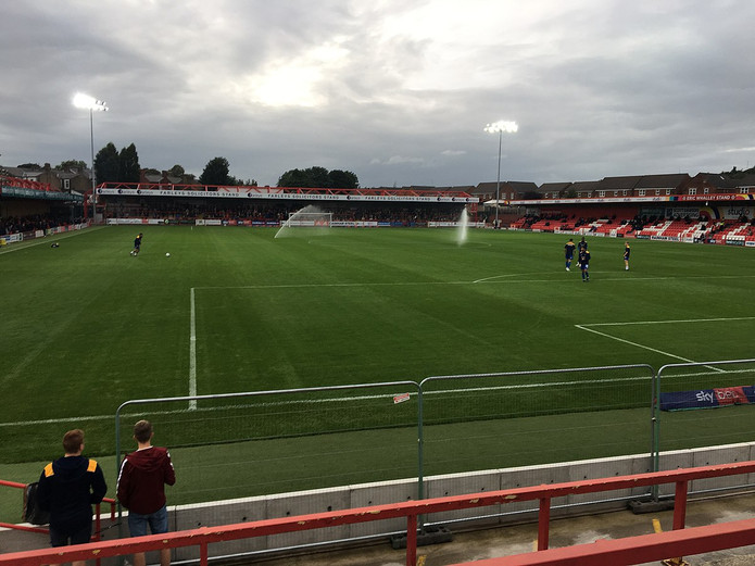Accrington Stanley Crown Ground