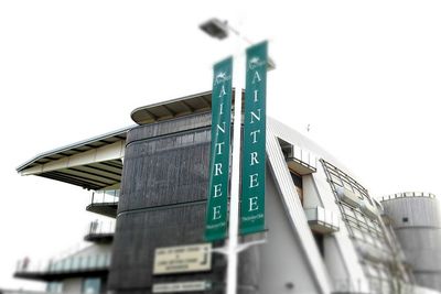 Aintree Grandstand