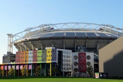 Amsterdam Arena Football Stadium