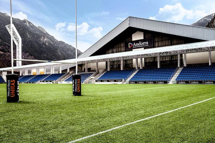 Andorra Football Stadium