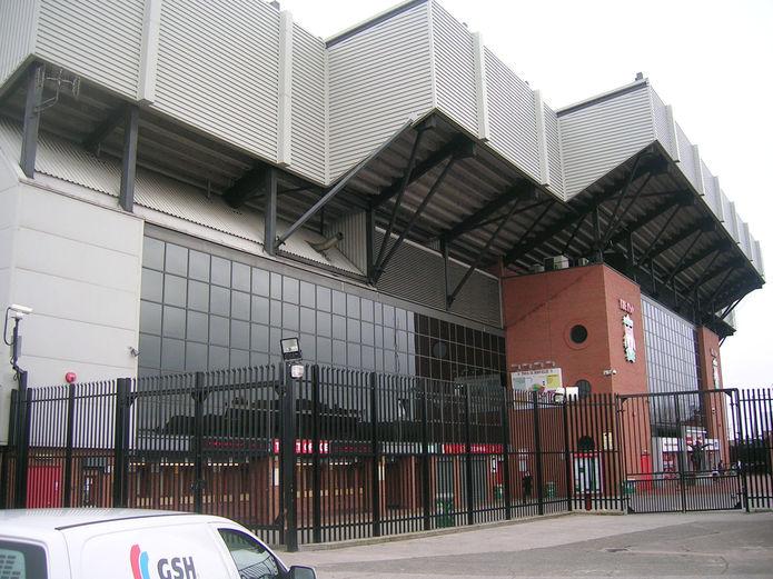 Anfield Kop End