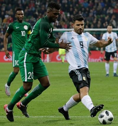Argentina Nigeria