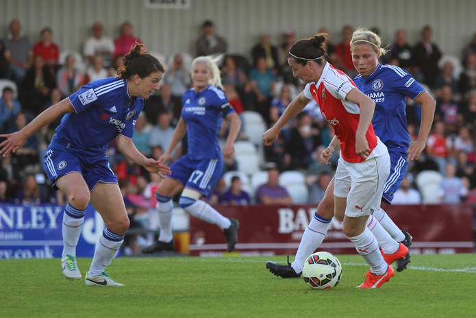 Arsenal Women v Chelsea Women