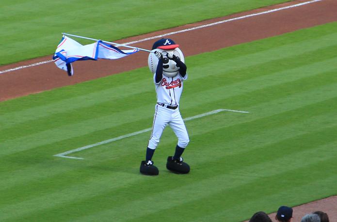 Atlanta Braves Mascot