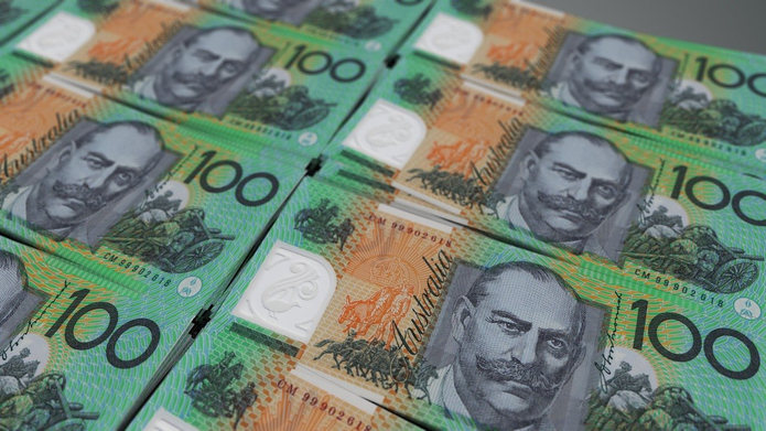 Australian 100 Dollar Notes