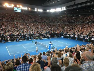 Mens Singles Australian Open