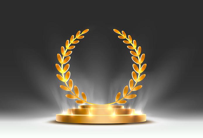 Award Ceremony Podium