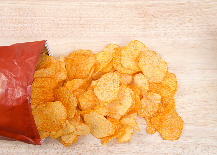 Bag of crisps