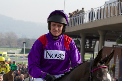 Barry Geraghty at Cheltenham