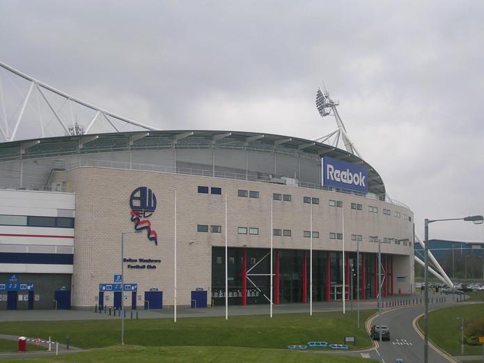 Bolton Wanderers Reebok Stadium