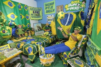 Brazil Eccentric Fan