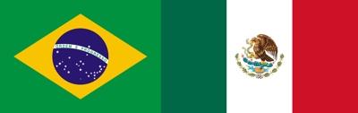 Brazil Mexico