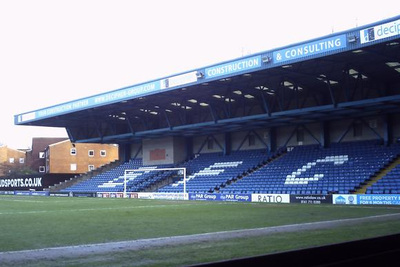 Bury FC Gigg Lane Stadium