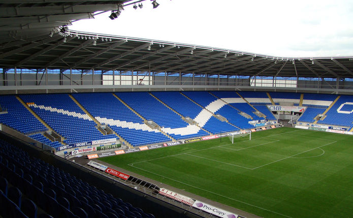 Cardiff City Stadium Seating