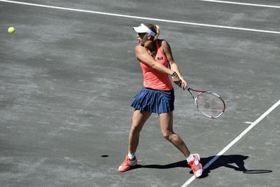 Tennis Player Caroline Wozniacki