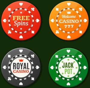 Casino Free Spins Chips