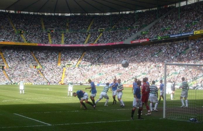 Celtic v Rangers Game