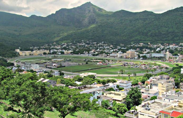 Champ de Mars Racecourse in Mauritius