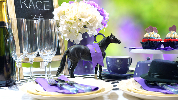 Horse Racing Afternoon Tea