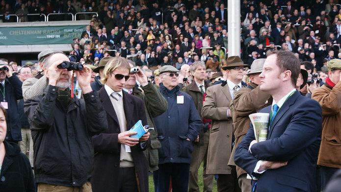 Cheltenham Festival Spectators