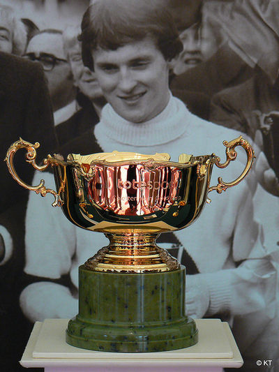 Cheltenham Gold Cup and Graham Bradley