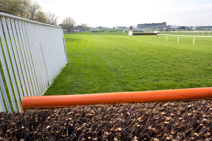 Cheltenham Racecourse Fences