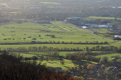 Cheltenham Racecourse View