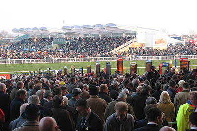 Rails Betting Pitches at Cheltenham Racecourse