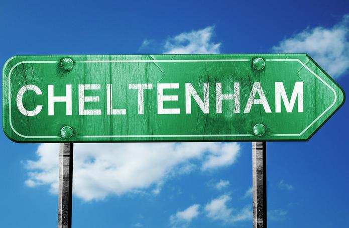 Cheltenham Signpost