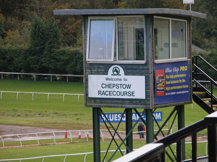 Chepstow Racecourse Observation Box