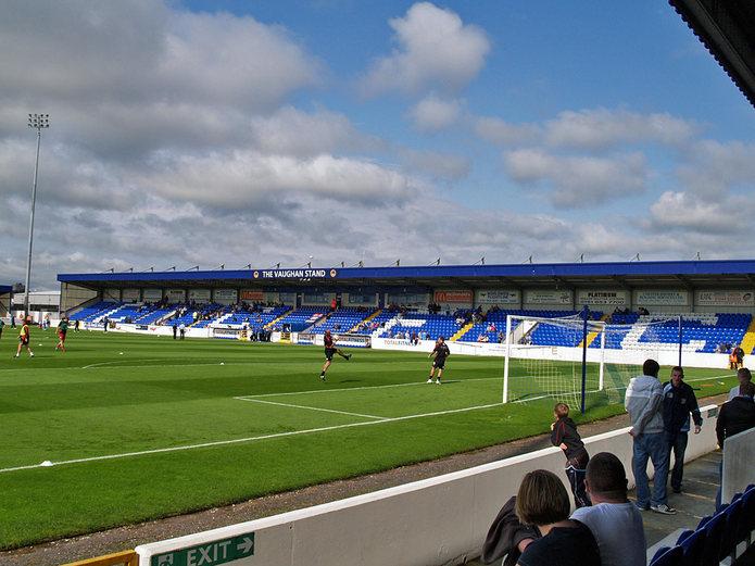 Chester FC's Deva Stadium