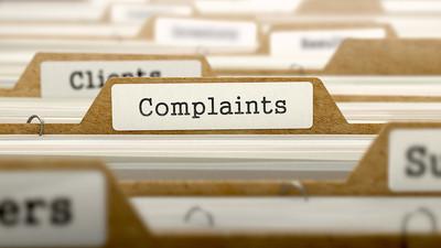 Complaints File