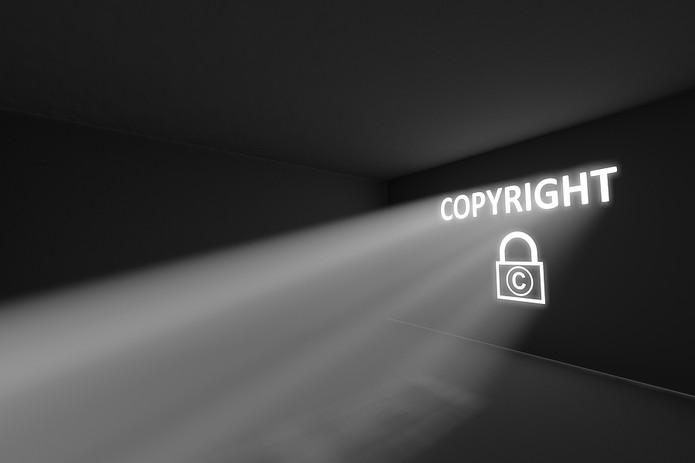 Copyright on Screen