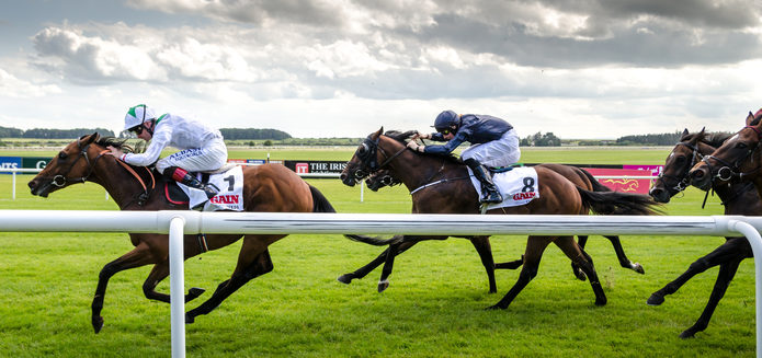 Curragh Railway Stakes Race
