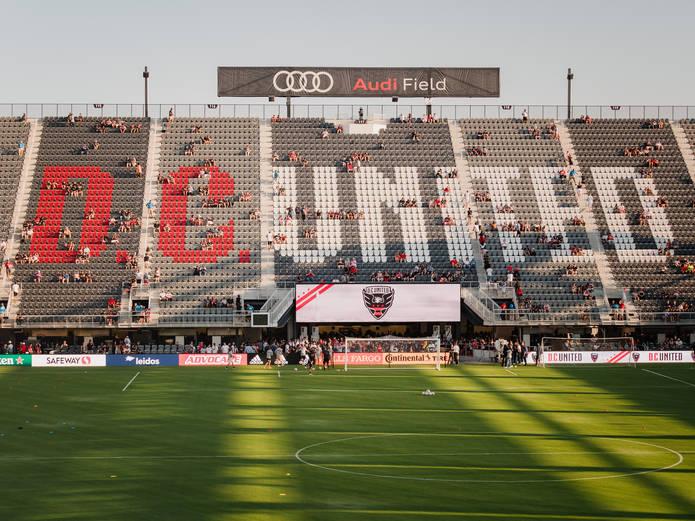 DC United's Audi Field in Washington