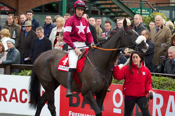 Davy Russell and Don Cossack