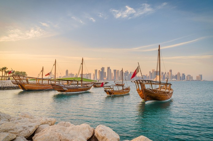 Doha Waterside