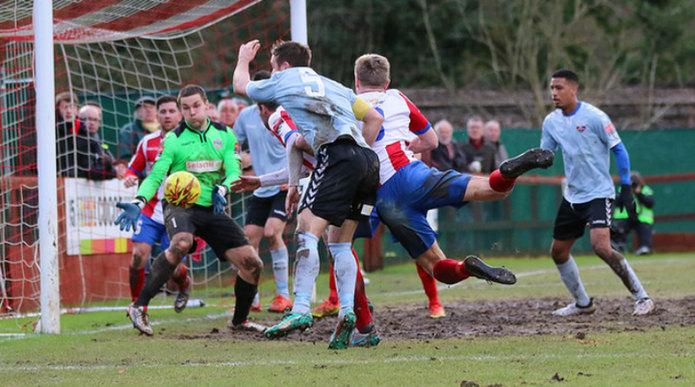 Dorking Wanderers vs Lewes