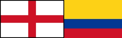 England Colombia