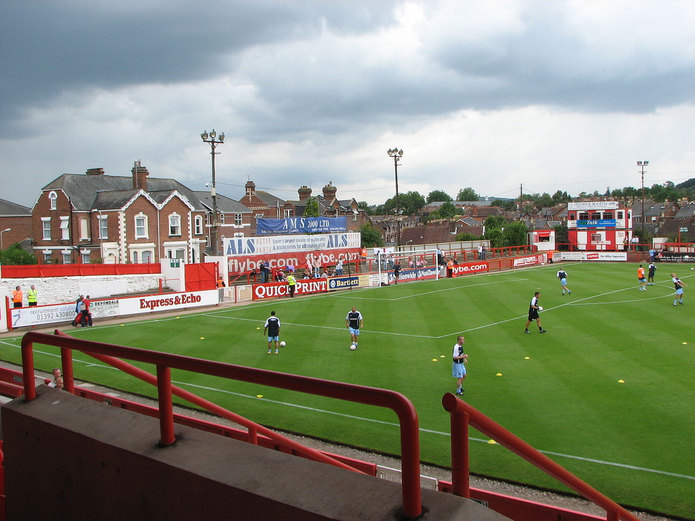 Exeter City St James Park
