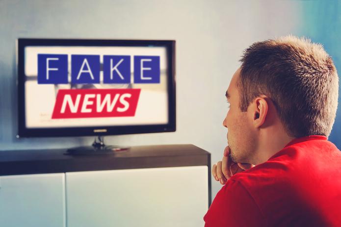 Fake News TV Advertisement