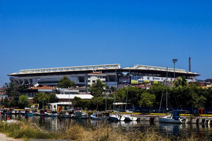 Fenerbahce SK's Ulker Stadium