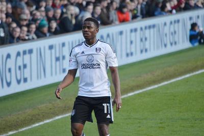 Fulham Footballer Floyd Ayite