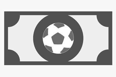 Football Banknote Icon