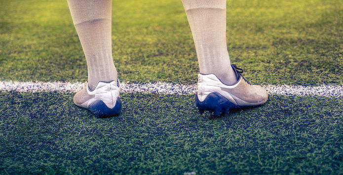 Football Boots and Socks