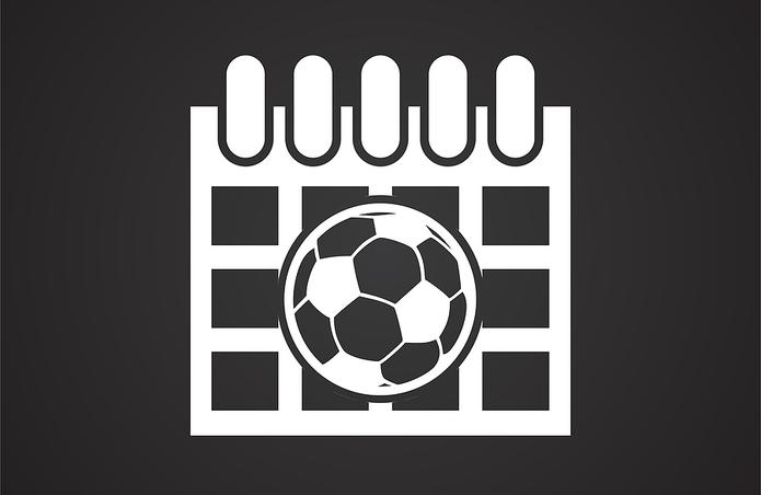 Football Calendar Icon