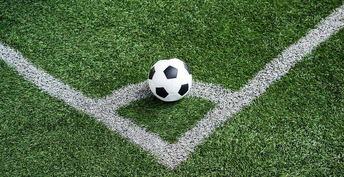 Football Corner Ball