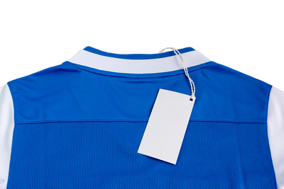 Football Shirt and Price Tag